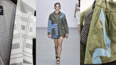 How Avery Dennison Helped Christopher Raeburn Produce Sustainable Style for London Fashion Week