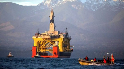 Shell's $7B Foray Into Arctic Drilling Fails; Environmentalists Rejoice