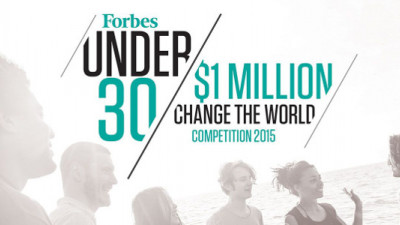 Forbes Names 6 Social Entrepreneurs Finalists in Under 30 $1M Change the World Competition