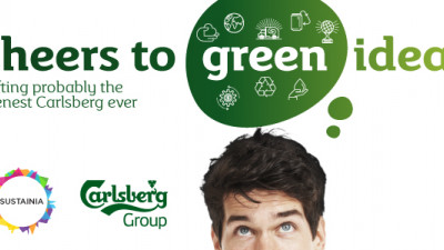 Carlsberg Saying 'Cheers' to Crowdsourced Solutions for Sustainable Beer