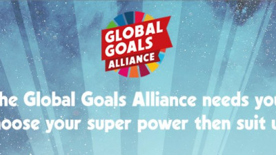 Virgin Unite's Global Goals Alliance Enlisting 'People Power' to Help Fight for SDGs