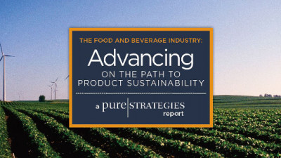 Report: Food Companies Gaining Ground on Product Sustainability