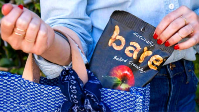 PepsiCo Acquiring Bare Snacks to Add Fruit, Veggie Chips to Its Better-For-You Portfolio