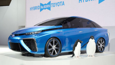 Toyota Sets Goals for Better Cars, Manufacturing and Communities