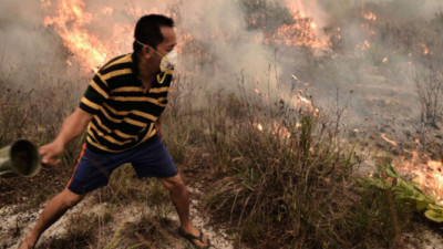 Indonesia in Crisis: Fires Releasing More Emissions Than the Entire U.S. Economy