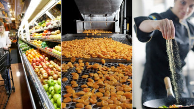 Restaurants, Manufacturers, Retailers Offer Best Practices in New Guide to Cutting Food Industry Waste