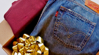 Levi's and Goodwill Are Making It Easier to Donate Clothes This Holiday Season