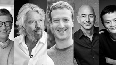 Gates, Branson, Zuckerberg, Bezos, and Ma Launch Breakthrough Energy Coalition