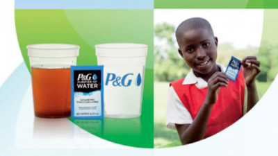 P&G Reports Progress on Reducing Footprint, Improving Social Conditions Around the World