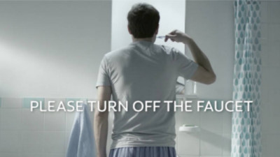 Colgate Hoping to Rally Super Bowl Viewers to Save Water with Debut Ad