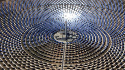 South America's Largest Solar-Thermal Plant Planned for Chile