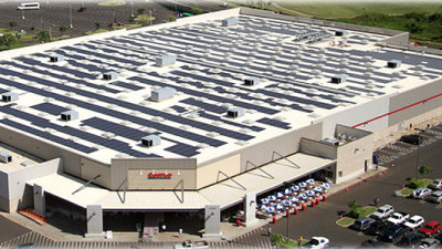Walmart, Costco Top 2013 Solar Capacity Rankings