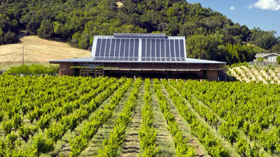 Sonoma County Commits to 100% Sustainable Wine by 2019