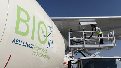 Boeing Joins Abu Dhabi Team to Grow Biofuel Supply Chain in UAE