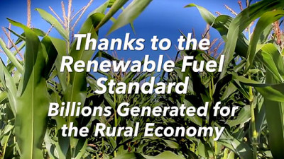 New TV Ad Hails RFS as Economic Driver, Asks EPA: Why Mess With Success?
