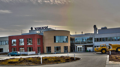 Volvo Production Plant Achieves Carbon Neutrality