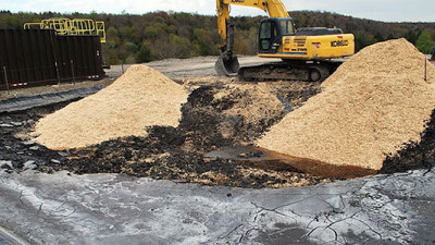 Drilling Company Wants to Build Roads From Fracking Waste