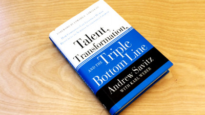 Talent, Transformation and the Triple Bottom Line: Andrew Savitz on the Sustainability-HR Nexus