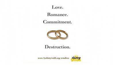 100 Jewelers & Retailers Committed to 'No Dirty Gold' Campaign