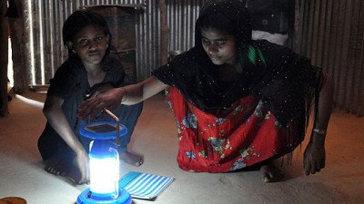 IKEA Solar Lighting Campaign Seeks to Brighten Lives of Refugees in UN Camps