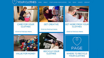 UK Retailers, Designers, NGOs Coming Together to Reduce Waste, Remind Consumers to 'Love Your Clothes'