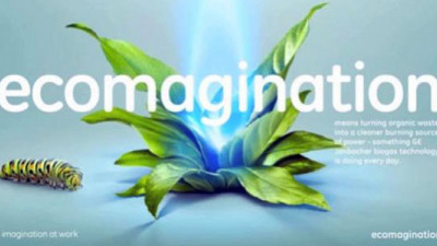 GE Renews Ecomagination Initiative, Commits $25B to CleanTech R&D by 2020