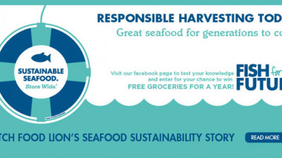 Food Lion Propels Sea Change in Responsible Fish Sourcing with New Policy