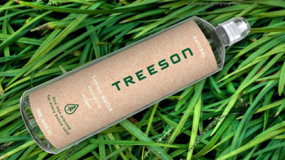 Bottle This: Treeson's Answer to Plastic Bottle Waste