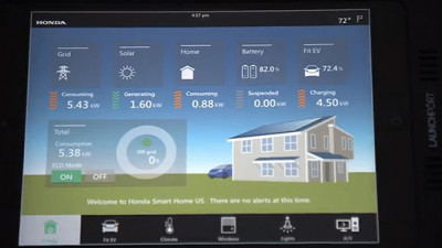 Honda Unveils Net Zero Energy 'Smart Home' on UC Davis Campus