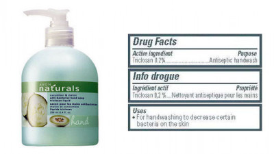 Avon Phasing Hormone-Disrupting Triclosan Out of Its Products