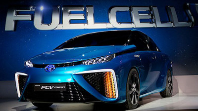 Automakers, Fuel Companies Teaming Up for HyFive Hydrogen Viability Project
