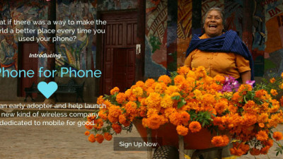 BetterWorld's 'Phone for Phone' Mobile Service Combines Affordable Plans, Social Impact