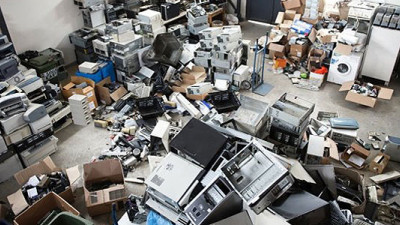 Record Amount of Electronics Recycled in 2013