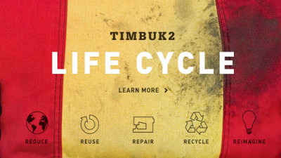 With Timbuk2's 'Life Cycle,' Customers Can Reuse, Repair, Recycle and Reimagine Its Products