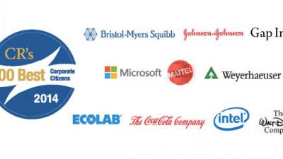 Bristol-Myers Squibb, Johnson & Johnson Top '100 Best Corporate Citizens List'