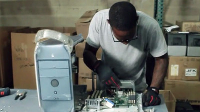 Isidore Slashing E-Waste, Recidivism in LA While Planning Broader Impact