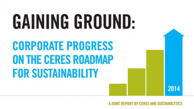 Ceres: US Companies Must Up the Ante on Sustainability Efforts