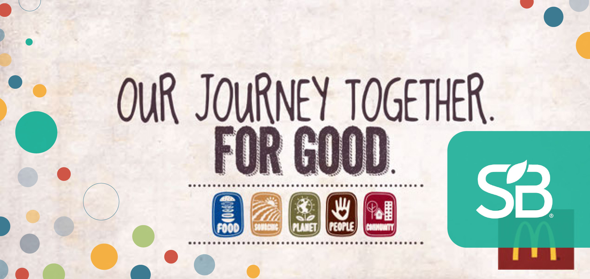 McDonald's Reveals CSR/Sustainability Framework and Host of 2020 Goals - Sustainable Brands