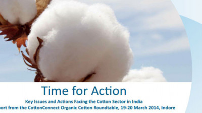 Roundtable: It's 'Time for Action' for the Indian Organic Cotton Sector