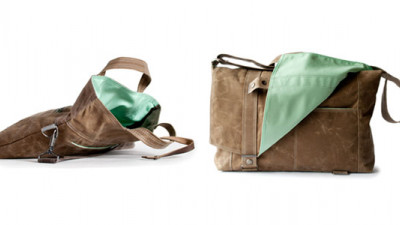 New Moop + Thread Bags First Products to Feature Thread's Plastic-Turned-Fabric