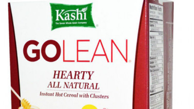 Kellogg Drops 'All Natural' Labels in Kashi Products