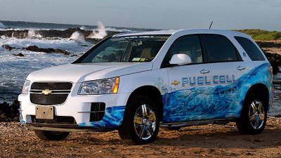 GM Fuel Cell Fleet Surpasses 3 Million Miles