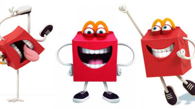 McDonald's USA Introduces 'Happy,' Who Will Hopefully Encourage Kids to Eat Healthier