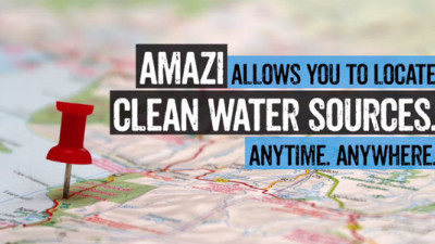 Amazi Looking to Increase the World's Access to Drinking Water — Without the Bottles
