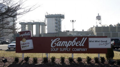 Campbell's Upgrading Production Processes to Cut Water Use by 50%