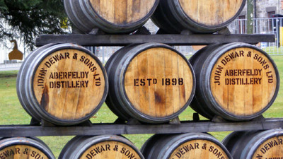 Biomass Boilers Could Reduce Scottish Bacardi Distiller's CO2 Footprint by 90%
