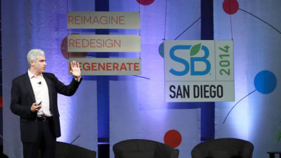 Winston, Desso, Coke Explore Ways to Reimagine Business on #SB14sd Day Two
