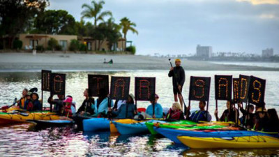 From Conflicted to Regenerated in 4 Days: A Reflection on the Activists of SB '14 San Diego