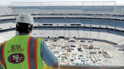 New Home of SF 49ers to Use 85% Recycled Water