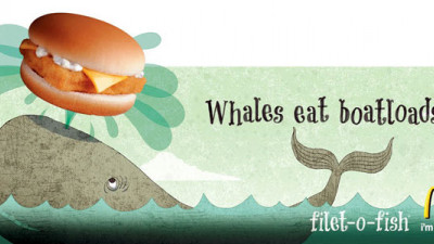 McDonald's Canada Now Serving Sustainable Fish in Filet-O-Fish Sandwich